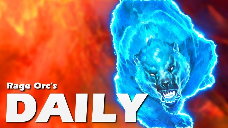 Hearthstone Daily Plays 7
