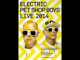 Pet Shop Boys - Electric Tour (2014)