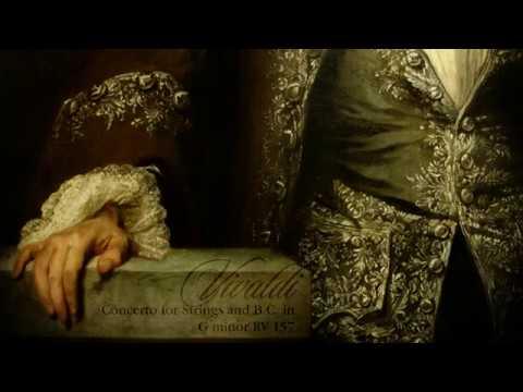 A. VIVALDI: Concerto for Strings and B.C. in G minor RV 157, Harmonie Universelle