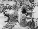 Масахиро Синода - Самоубийство влюбленных на острове Небесных Сетей \ Masahiro Shinoda - Shinjû: Ten no Amijima (1969)