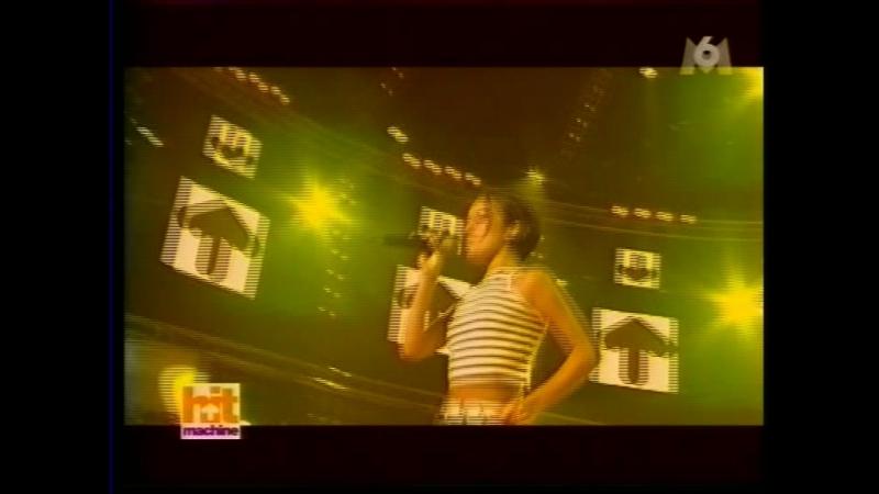 Alizee - Moi... Lolita (2000-09-16. Hit Machine - M6)