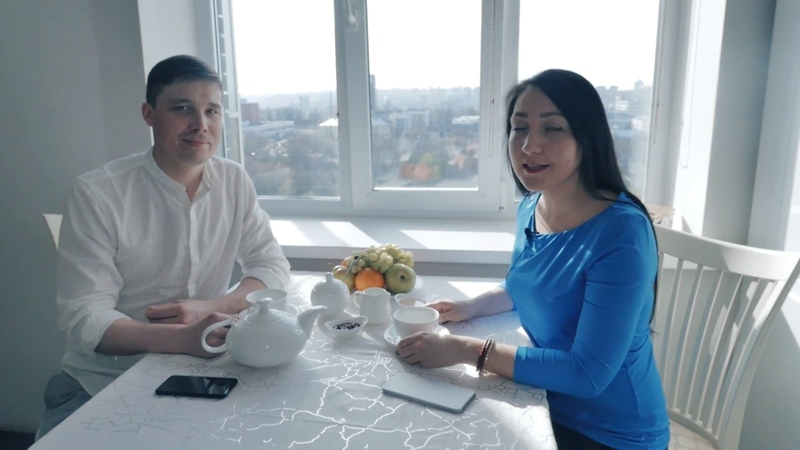 Квартирный вопрос решен с проектом BMD XXI. Анатолий и Екатерина Козловы.
