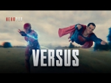 Versus: «Justice League: Flash vs Superman»