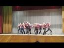 Mix up. Шоу-балет АКцент.