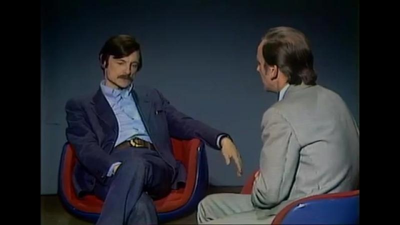 Андрей Арсеньевич Тарковский Интервью 1979 года