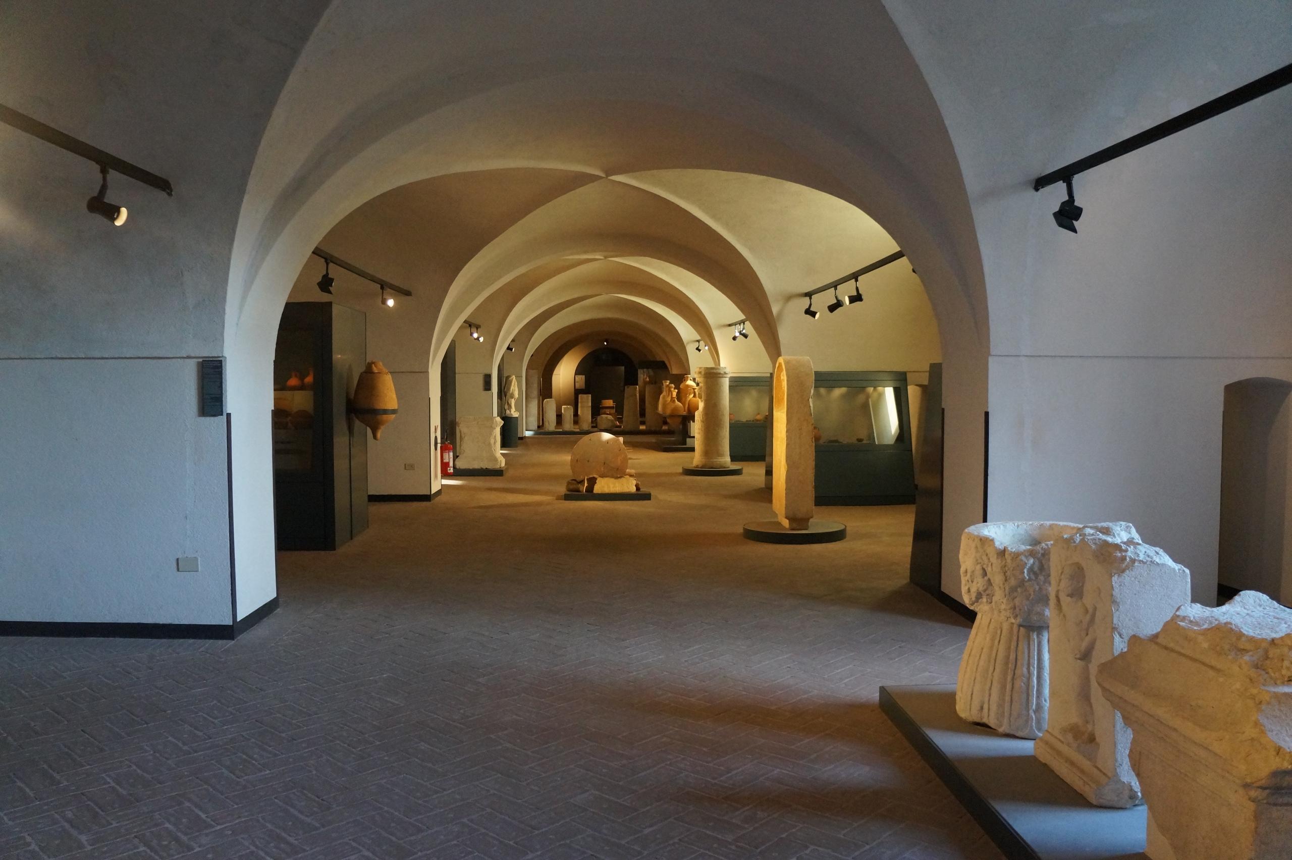Музей Святой Джулии в Брешии - история тысячелетий в одном здании