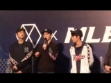 [FULL] 180323 엑소 EXO at MLB Store Opening in Hong Kong