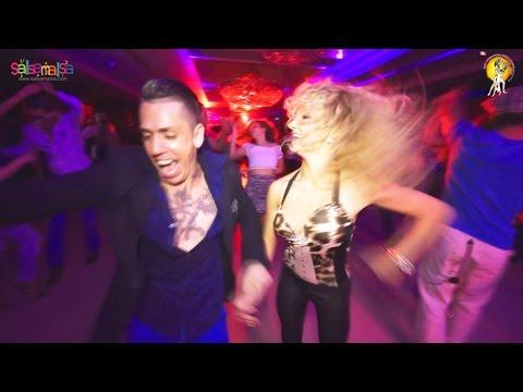 Amazing Salsa Dance by Johnny Vazquez Fadi Fussion Anna Zidaru | 1.EIDC