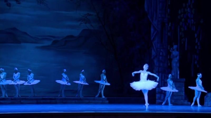 Лебединое озеро Кремлевский балет