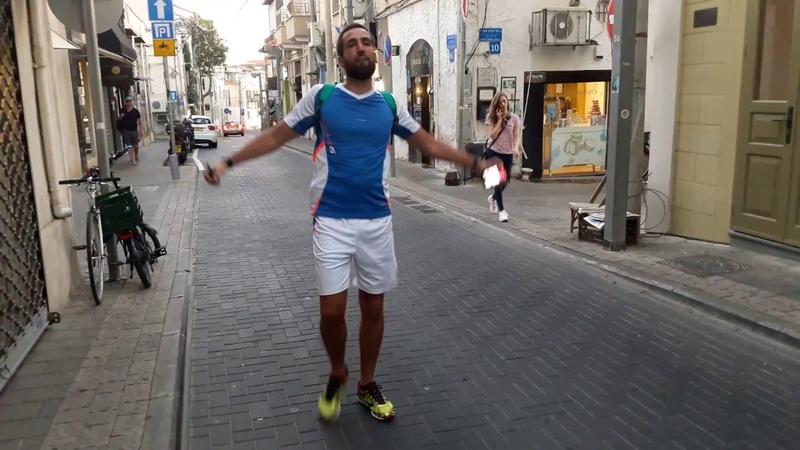 Nikolay Bushanskiy Nikie Jam  Free dance  Travel Vape