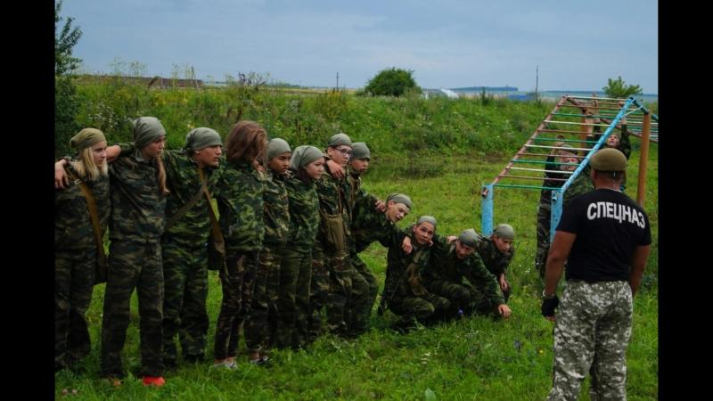 молодое поколения спецназа!