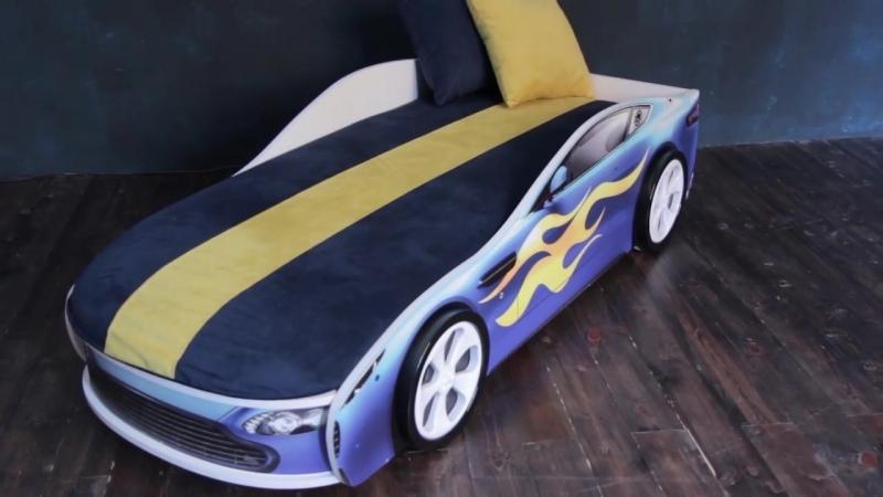 Обзорное видео о Бондмобиле