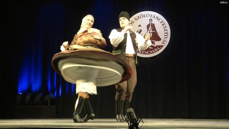 Hajnalka s Miklós Vajdakamarási táncok