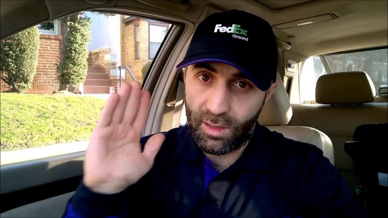 Работа в FedEx. Эксклюзив-впервые в рунете. Заметки дальнобойщика по США. Часть 7