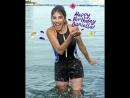 Make a splash, it's @DaniellaMonet's birthday! 🎂 paradiserun victorius hbd