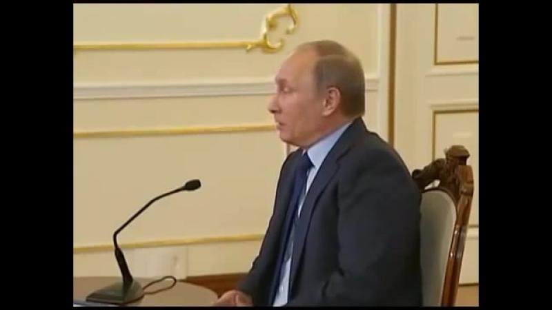 Владимир Путин о бизнесе в интернете.