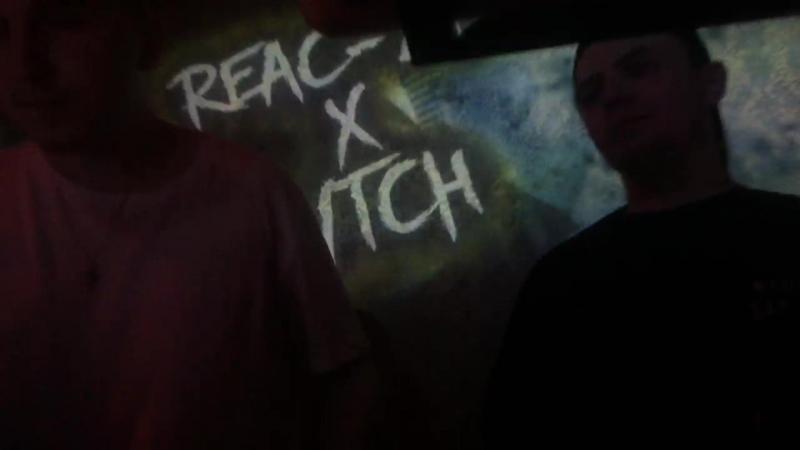 Первая часть выступления LYTCH с REAC-ZO