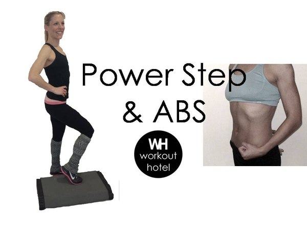 Power Step Abs