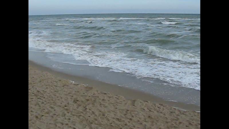 Ильичевск море 2 января 2018