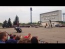 Шоу каскадёров в Твери