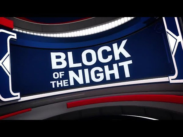 NBA Block of the Night Al Horford May 5, 2018