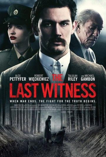 Последний свидетель ( The Last Witness)  2018  смотреть онлайн