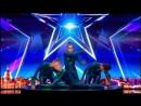 Девочки изБурятиинатв-шоу Британия ищет таланты
