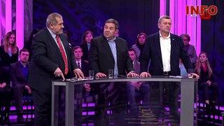 Житель Крыма поставил на место ведущих передачи на украинском телевидении