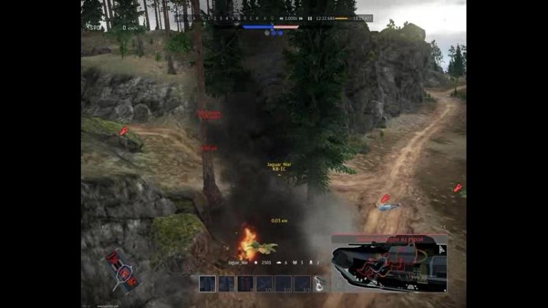 X2 T-34 против КВ 1С