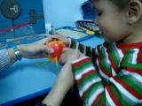 Яблоко-шнуровка. Нейродефектолог Сорокина Наталья