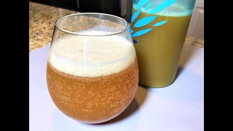 КВАС за 2 часа. Резкий, Ядрёный, Потрясающий Вкус! Напиток с Новым Вкусом! Получается Всегда на 5.