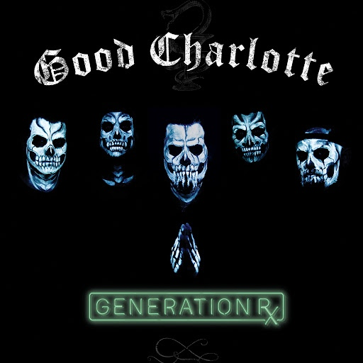 Good Charlotte альбом Shadowboxer