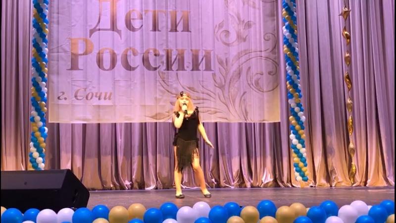 Александра Гущина - потанцуем Джек.