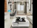 Дизайн проект интерьера - комната для юноши.