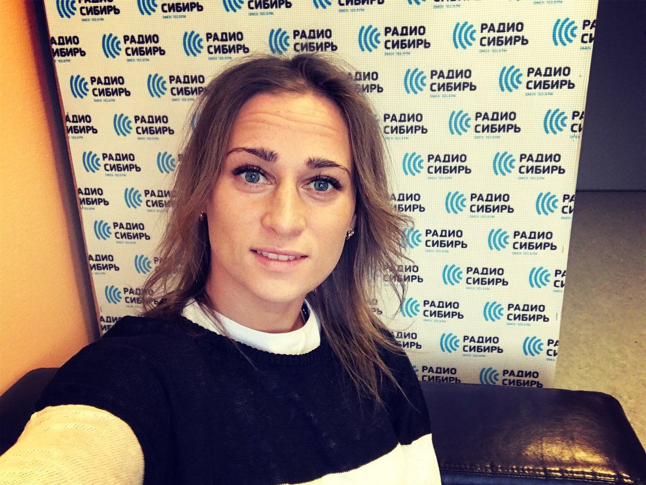 Маша Галай на «Радио Сибирь». Запись эфира