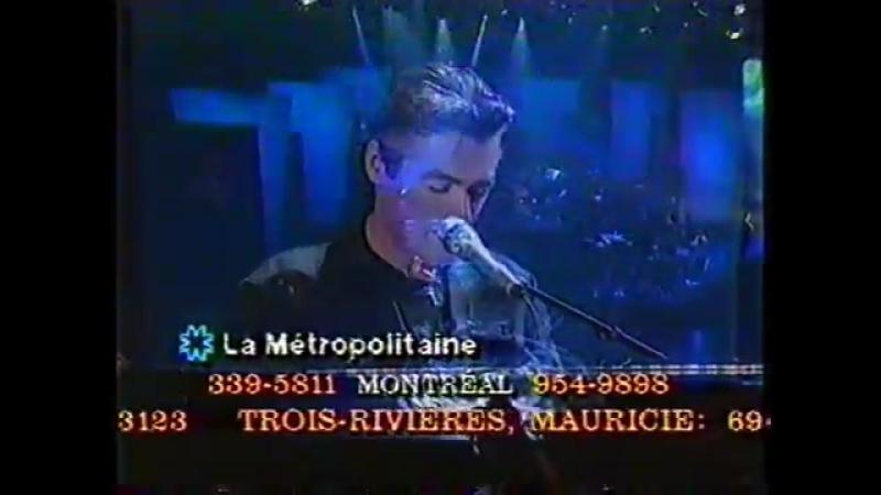 DANIEL LAVOIE - Ils saiment (Live _ En public) 1995