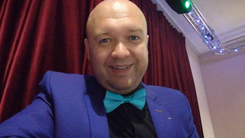 Александр Джос - Ведущий, музыкант.