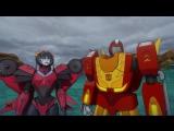 Transformers: Titans Return | E5 At The Last Second