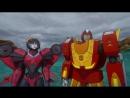 Transformers: Titans Return   E5 At The Last Second