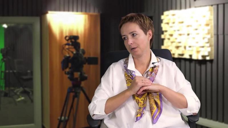 Фрагмент интервью Ольги Дергуновой