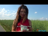 PublicAgentPornoHub - Jade Presley - Sexy Spanish fuck in field for cash 1080, Минет, Blowjob, Порно, HD, 2018