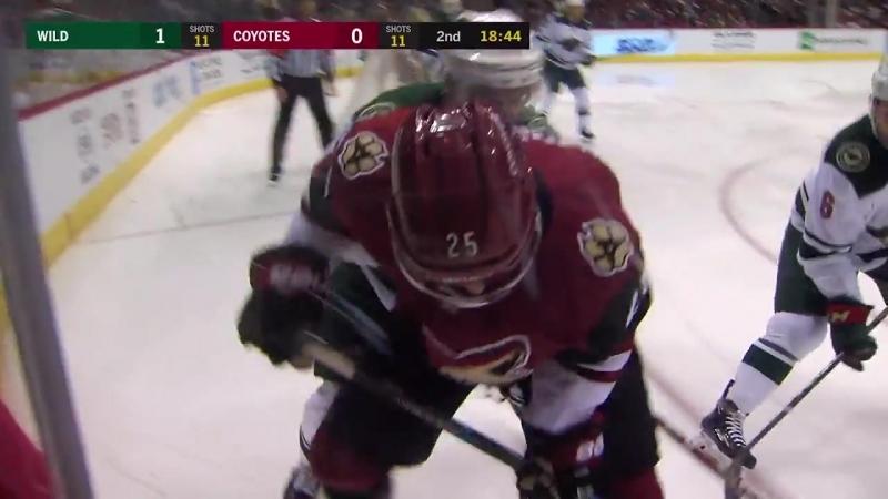 Minnesota Wild vs Arizona Coyotes – Mar. 17, 2018 _ Game Highlights _ NHL 2017_1