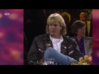 Dieter Bohlen zu Gast in der NDR Talkshow (17.11.1989)