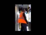 Bitch Get Off My Bus - Cleveland Bus Driver Uppercuts Girl - Artis Hughes.mp4