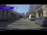 Видеорегистратор. ДТП на ул. Ленина, Ауди и Калина