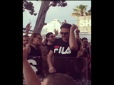 Solomun at Blue Marlin Ibiza playing Agoria- You are not alone (Solomun Remix)