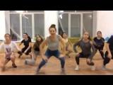 Dancehall девочки 11-13 лет