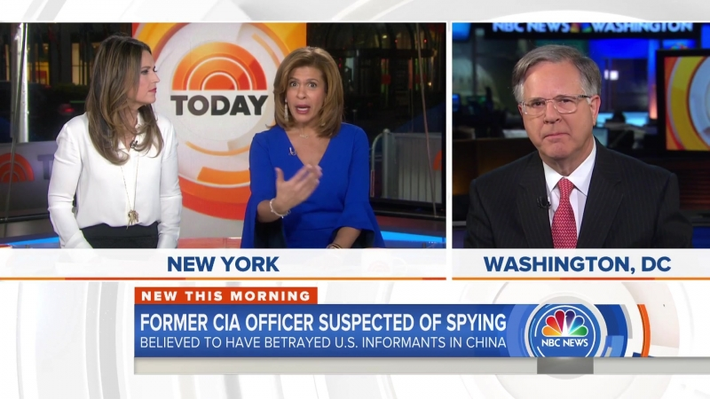 NBCAlleged CIA China turncoat Lee may have compromised U.S. spies in Russia too