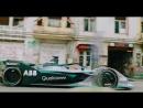 Нико Росберг тестирует Gen2 car