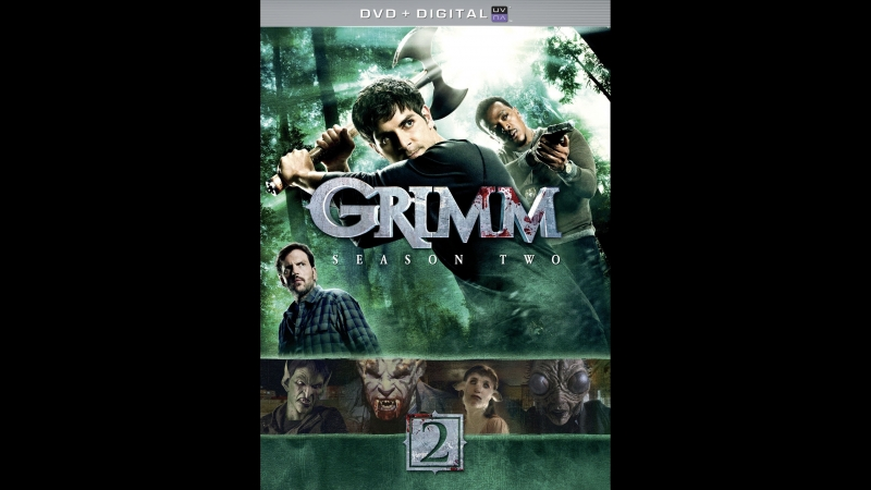 Гримм (Grimm) - (2 Сезон Season 2)
